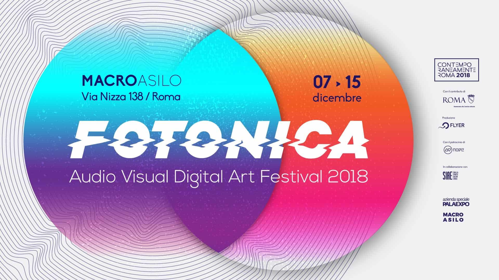 Fotonica Festival 2018