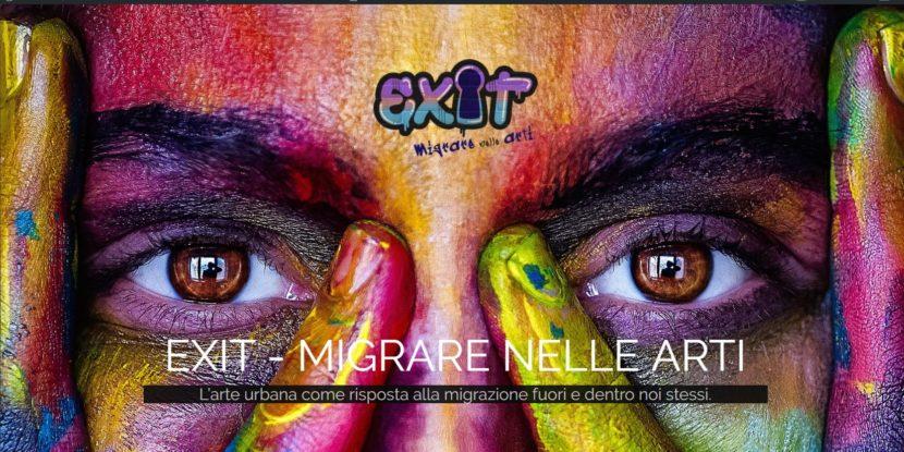 Exit - Migrare nelle Arti