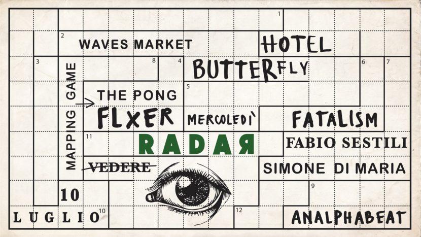 Hotel Butterfly Radar